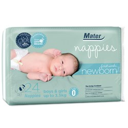 Mater Nappies – Newborn First Weeks