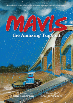 Mavis the Amazing Tugboat