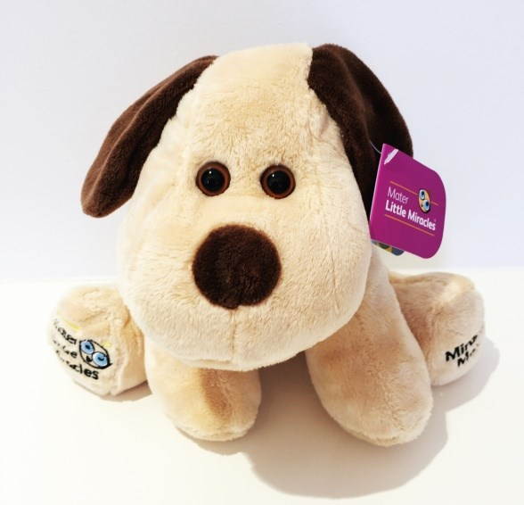 Miracle Max 20cm plush toy - blonde
