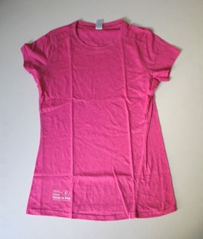 Pink Heather shirt